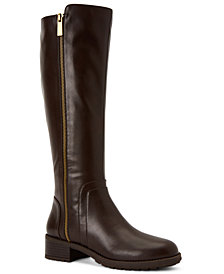 Style & Co Garrigan Riding Boots, Created for Macy's