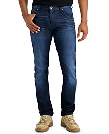 INC Men's Slim Straight Core Jeans, Created for Macy's