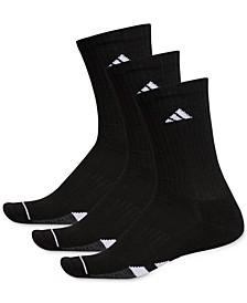 Men's 3-Pack Cushioned II Crew Socks