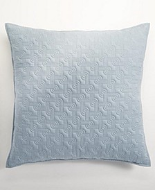 Parallel Quilted European Sham, Created for Macy's