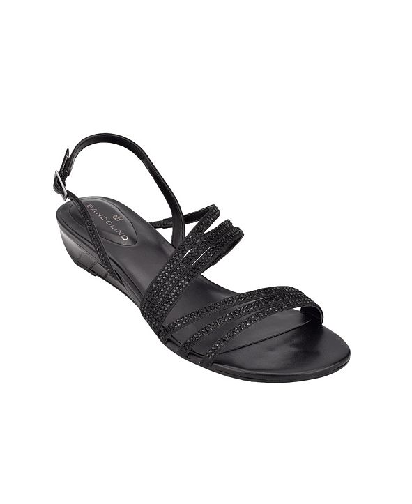 Bandolino Tillya Women's Strappy Embellished Sandals