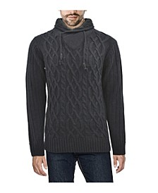 Men's Shawl Collar Sweater