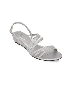 Tillya Women's Strappy Embellished Sandals Women's Shoes