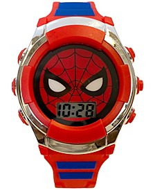 Kid's Spiderman Digital Watch 38mm