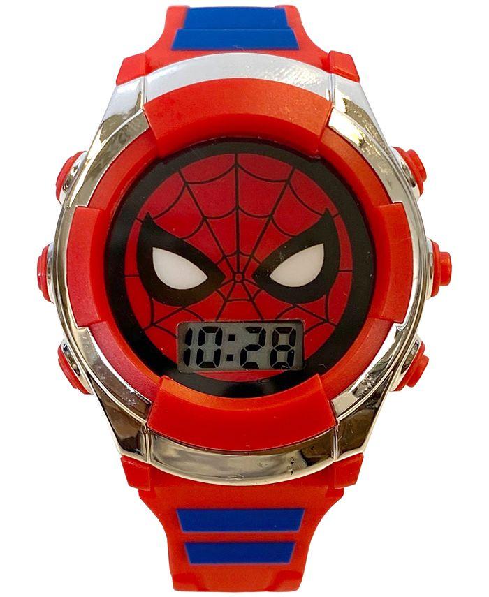 Accutime - Kid's Spiderman Digital Watch 38mm