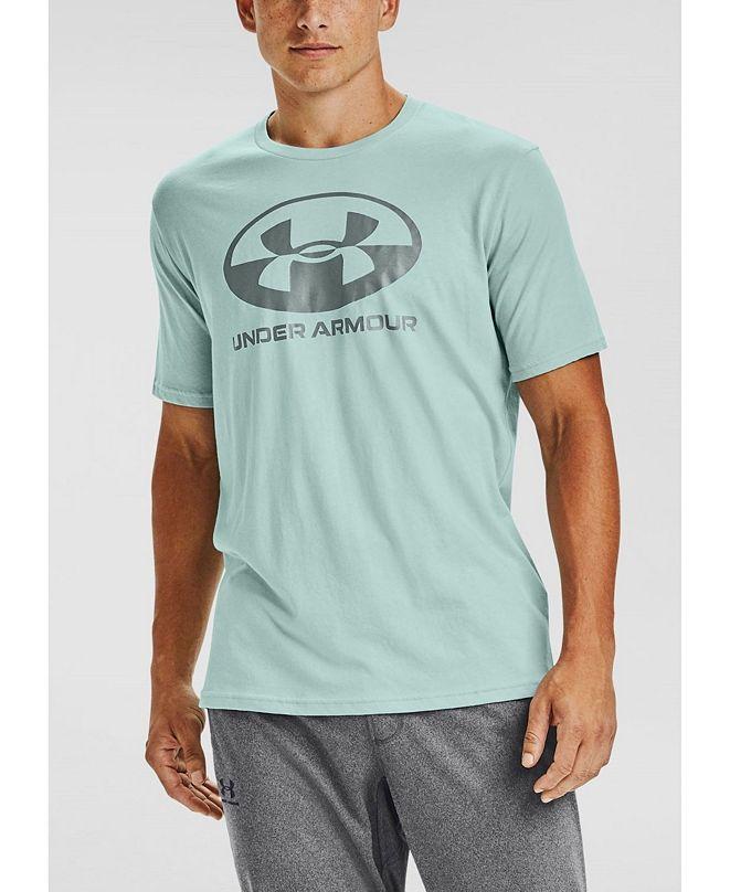 Under Armour Men's Locker Tag Wordmark T-Shirt