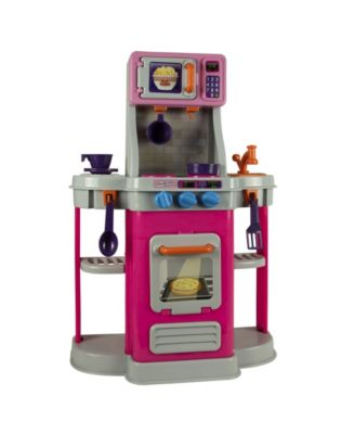 Amloid Imagine That Little Shelf Kitchen, 19 Piece Set