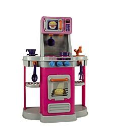 Imagine That Little Shelf Kitchen, 19 Piece Set