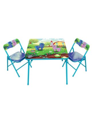 Gener8 Pony Table Chairs