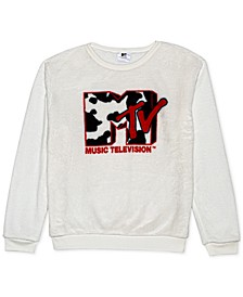 Plush MTV Graphic Sweatshirt
