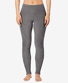 Petite Fleecewear With Stretch Leggings