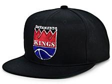 Sacramento Kings HWC Basic Classic Snapback Cap