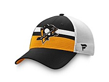 Pittsburgh Penguins 2020 Draft Trucker Cap