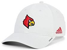 Louisville Cardinals Coaches Sideline Adjustable Cap