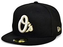 Baltimore Orioles AKA Patch 59FIFTY Cap