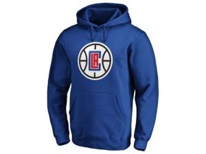 Los Angeles Clippers Men's Halpert Primary Logo Hoodie