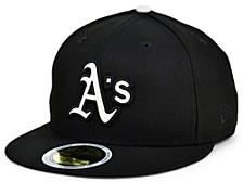 Men's Oakland Athletics Color Fade 59FIFTY Cap