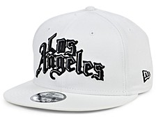 Men's Los Angeles Clippers Series Custom 9FIFTY Cap