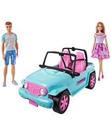 Dolls and Vehicle