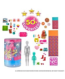 Color Reveal™ Slumber Party Fun Dolls and Accessories
