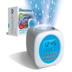 Discovery Projection Alarm Clock Star Kids
