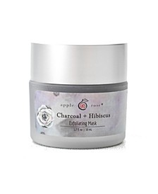 Organic Charcoal and Hibiscus Exfoliating Mask, 1.7 oz.
