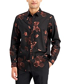 INC Men's Pablo Printed Shirt, Created for Macy's