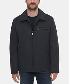 Men's Wool Open Bottom Jacket