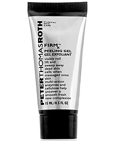 Receive a Free FirmX Peeling Gel with any $45 Peter Thomas Roth Purchase!