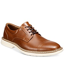 Men's Tolland Cap-Toe Oxfords, Created for Macy's