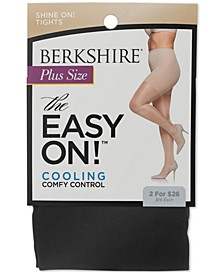 Plus Size Easy On Shine On Tights