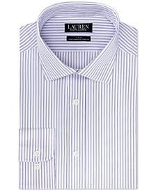 Men's Slim-Fit Wrinkle-Free Ultraflex Performance Stretch Dress Shirt