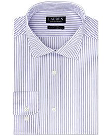 Lauren Ralph Lauren Men's Slim-Fit Wrinkle-Free Ultraflex Performance Stretch Dress Shirt