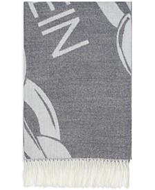 Signature Chain Blanket Scarf