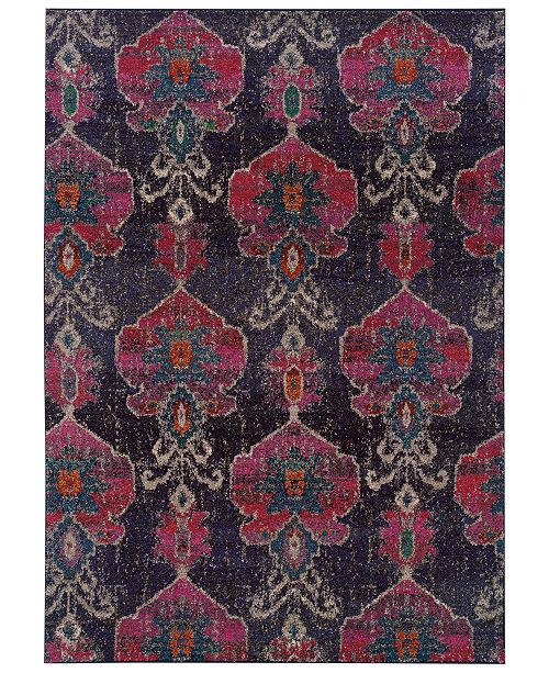 "Oriental Weavers CLOSEOUT!  Area Rug, Kaleidoscope 1140V Rapture 9'9"" x 12'2"""