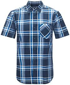 Men's Compton Stretch Plaid Shirt