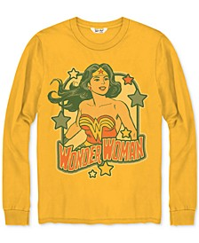 Women's Wonder Woman Long Sleeve Graphic T-Shirt