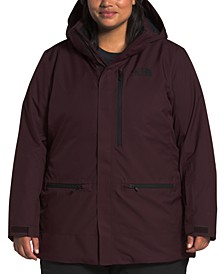 Plus Size Gatekeeper Coat