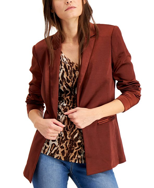 INC International Concepts INC Petite Classic Fit Blazer, Created for Macy's