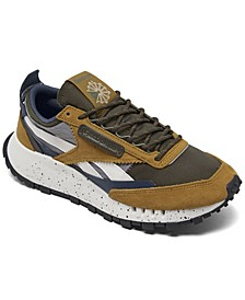 Men's Classic Leather Legacy Casual Sneakers from Finish Line