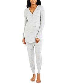 Maternity Pajama Set