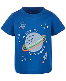 Baby Boys Out Of This World T-Shirt, Created for Macy's