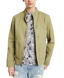 Men's Donato Band Collar Jacket, Created for Macy's