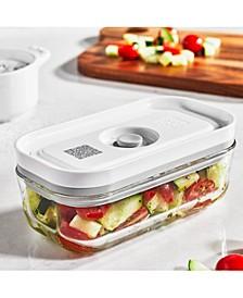 Fresh & Save Small Glass Rectangular 11-Oz. Vacuum Box, Set of 2