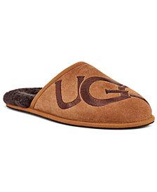 UGG® Men's Scuff Logo Slipper