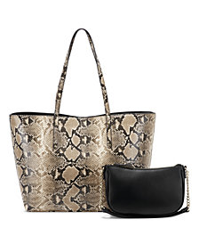 INC Zoiey 2-for-1 Tote, Created for Macy's