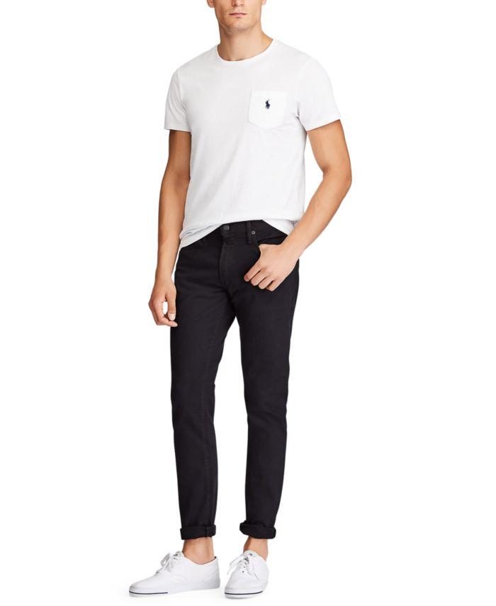 Polo Ralph Lauren Men's Sullivan Slim Stretch Jeans & Reviews - Jeans - Men - Macy's