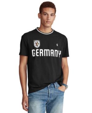 Polo Ralph Lauren Men's Classic-Fit Germany T-Shirt