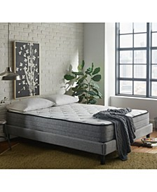 "SleepInc 10"" Cushion Firm Hybrid Mattress- Queen"