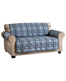 Tartan Plaid Sofa Cover